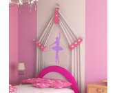 BALLERINA  Vinyl Wall Art