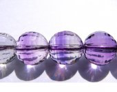 wholesale round ball lantern faceted multi amethyst ametrine Quartz 10mm 40pcs full strand