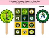 Ben10 2&quot;  - Cupcake Toppers - Favor Tags - Stickers - Address Labels - Envelope Seals - Digital File