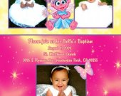 Abby Cadabby Invitations