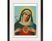 ALL STITCHES - Mother Mary Cross Stitch Pattern .PDF -437