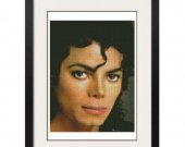 ALL STITCHES - Michael Jackson Cross Stitch Pattern .PDF -464