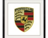 ALL STITCHES - Porsche Cross Stitch Pattern .PDF -631