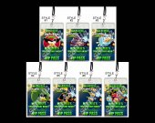 Angry Birds Space Set of 12 VIP Party Invitation Passes or Party Favors
