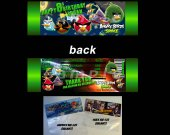 Angry Birds Space Set of 12 Goodie Bag Toppers