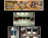 Little Big Planet Set of 15 Water Bottle Labels - Make Great Party Favors