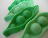 20 Peas in a Pod Soap Favor - baby shower