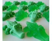 25 Alligator Party Favors Soap