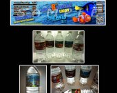 Finding Nemo Set of 15 Water Bottle Labels - Make Great Party Favors