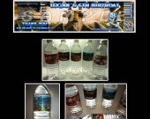 Ice Age Set of 15 Water Bottle Labels - Make Great Party Favors - Style 3