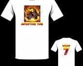 Skylanders Bash Personalized T-Shirt