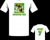 Skylanders Stump Smash Personalized T-Shirt