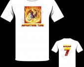 Skylanders Sunburn Personalized T-Shirt