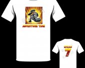 Skylanders Terrafin Personalized T-Shirt