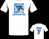 Skylanders Warnado Personalized T-Shirt