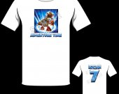 Skylanders Wham Shell Personalized T-Shirt