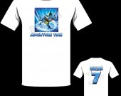 Skylanders Zap Personalized T-Shirt