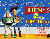 Toy Story Birthday Invitation You Print (1)