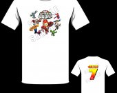 Super Hero Squad Personalized T-Shirt