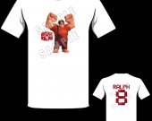 Wreck-It Ralph Personalized T-Shirt 2