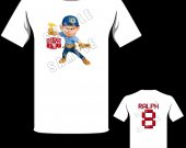 Wreck-It Ralph Personalized T-Shirt 3