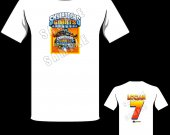 Skylanders Giants Personalized T-Shirt - Design 2