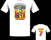 Skylanders Giants Bouncer Personalized T-Shirt