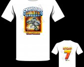 Skylanders Giants Crusher Personalized T-Shirt