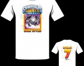 Skylanders Giants Dark Spyro Personalized T-Shirt