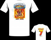 Skylanders Giants Hot Dog Personalized T-Shirt