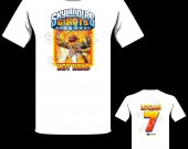 Skylanders Giants Hot Head Personalized T-Shirt