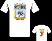 Skylanders Giants Jet Vac Personalized T-Shirt