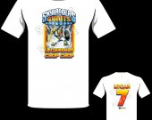Skylanders Giants Legendary Chop Chop Personalized T-Shirt