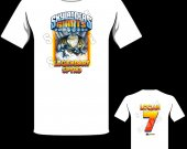 Skylanders Giants Legendary Spyro Personalized T-Shirt