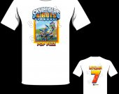 Skylanders Giants Pop Fizz Personalized T-Shirt