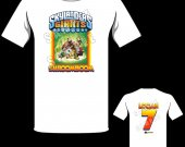Skylanders Giants Shroomboom Personalized T-Shirt