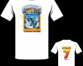 Skylanders Giants Thumpback Personalized T-Shirt