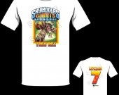 Skylanders Giants Tree Rex Personalized T-Shirt