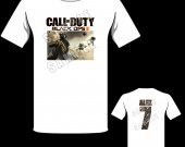Call of Duty Black Ops 2 Personalized T-Shirt - Style 1
