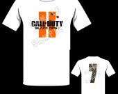 Call of Duty Black Ops 2 Personalized T-Shirt - Style 6