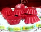 RED VELVET CAKE  Scent, Highly Fragranced Homemade Soy Tarts/Melts