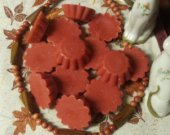 FALL HARVEST Scent, Highly Fragranced Homemade Soy Tarts/Melts
