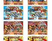 Skylanders Giants Personalized Gift Tags