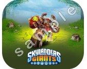 Skylanders Giants Mouse Pad - Design 2