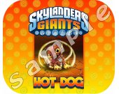 Skylanders Giants Hot Dog Mouse Pad