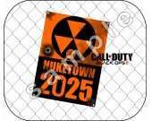 Call of Duty Black Ops 2 Nuketown Personalized Mousepad #2