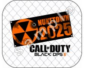 Call of Duty Black Ops 2 Nuketown Personalized Mousepad #3