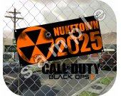 Call of Duty Black Ops 2 Nuketown Personalized Mousepad #5