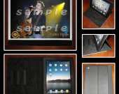 Hunter Hayes Leather iPad Case #2 - Fits iPad 2, 3 and 4