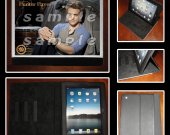 Hunter Hayes Leather iPad Case #3 - Fits iPad 2, 3 and 4